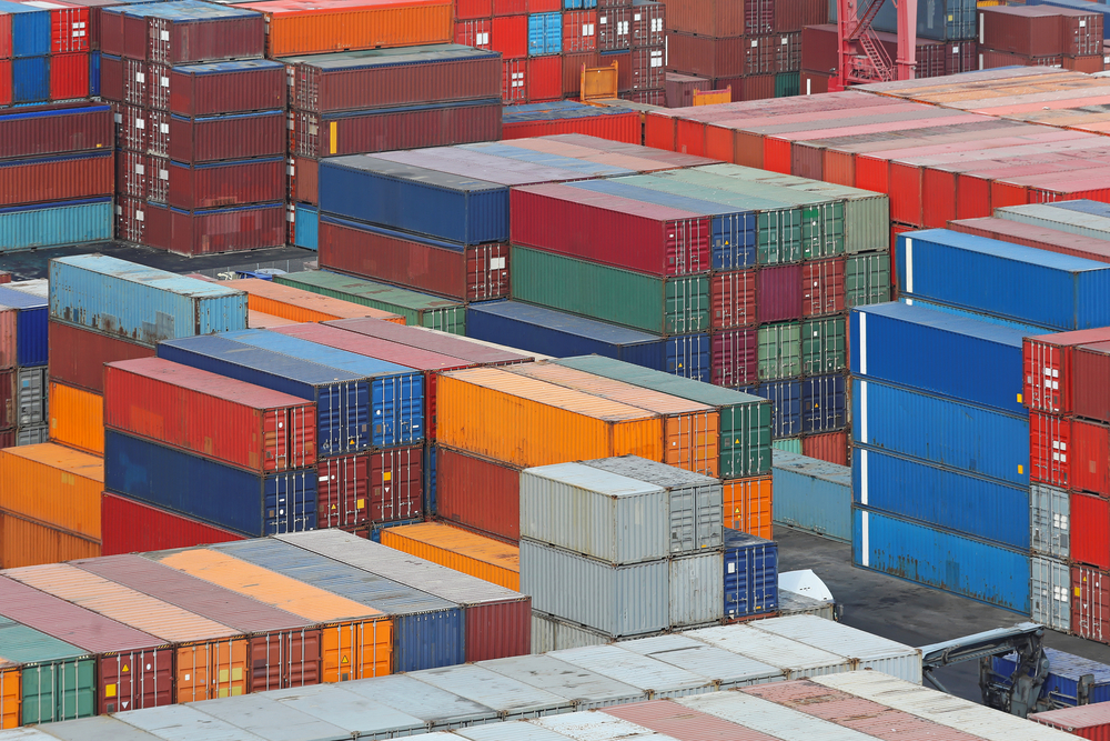 container imports