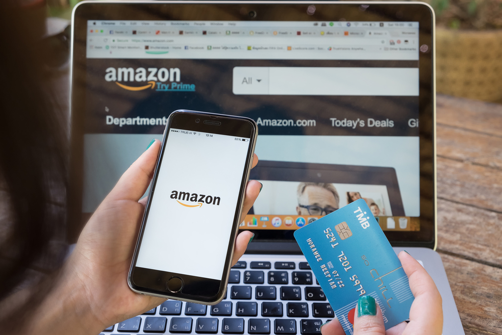 As traditional retailers battle Amazon for e-commerce market share, they're leveraging their store base as a same-day delivery weapon.