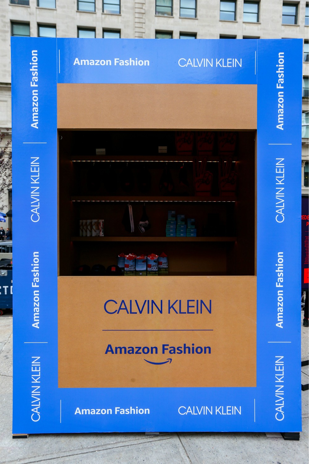 Despite partnerships with brands like Calvin Klein, Amazon is doubling down on private label brands.