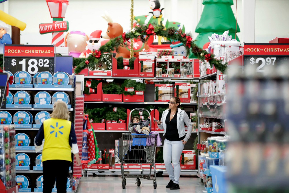 Will shoppers choose Walmart or Amazon this holiday?