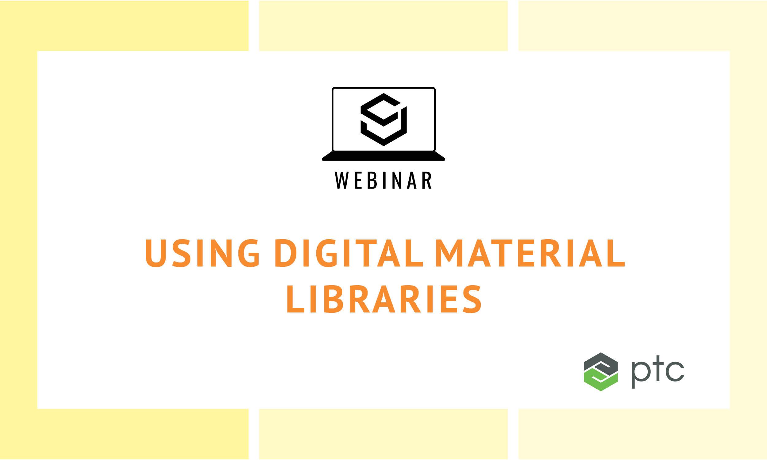 SJ Webinar: Using Digital Material Libraries