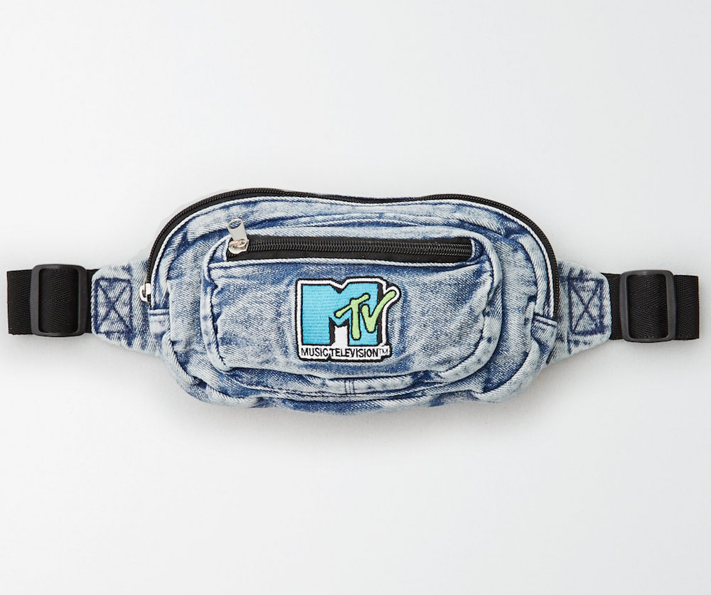 MTV X American Eagle fanny pack
