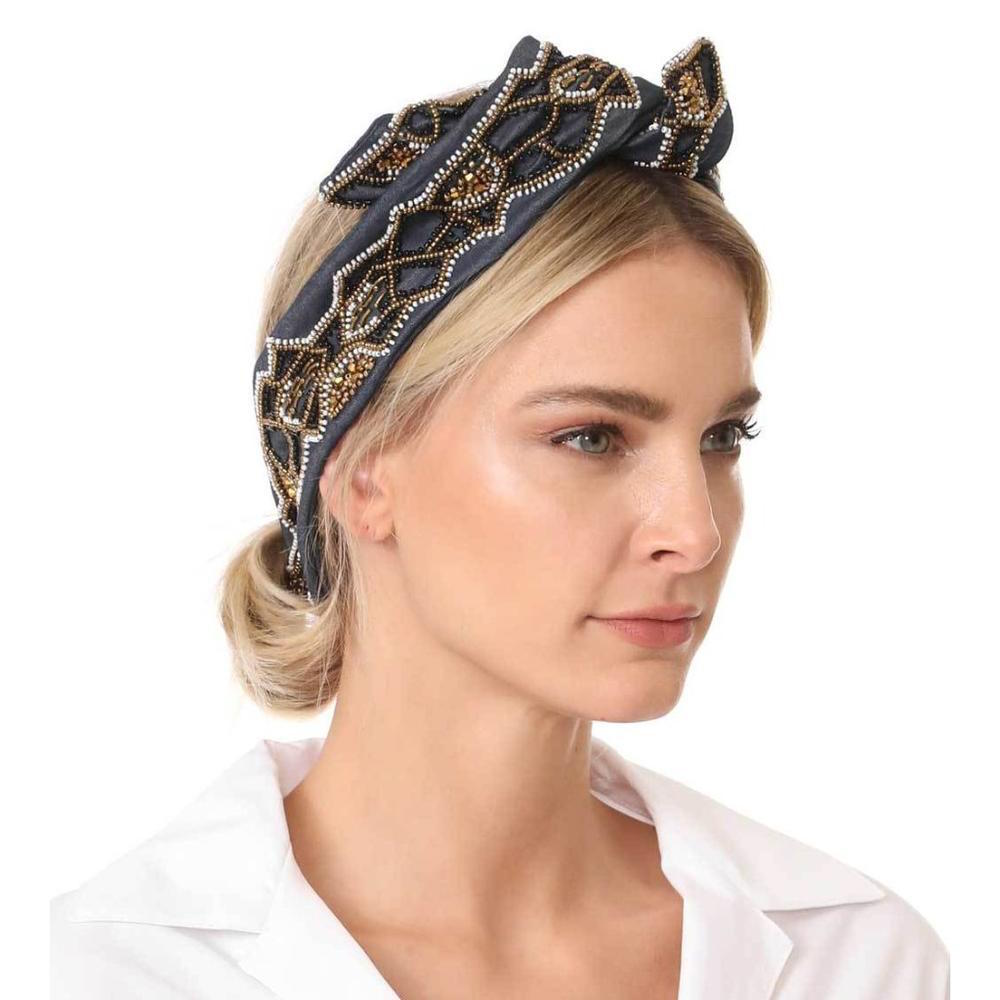 Deepa by Deepa Gurnani wire headwrap