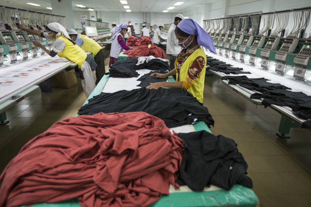 Apparel firms hope the good economic times can endure this period of heightened volatility amid Bangladesh's history of political violence.