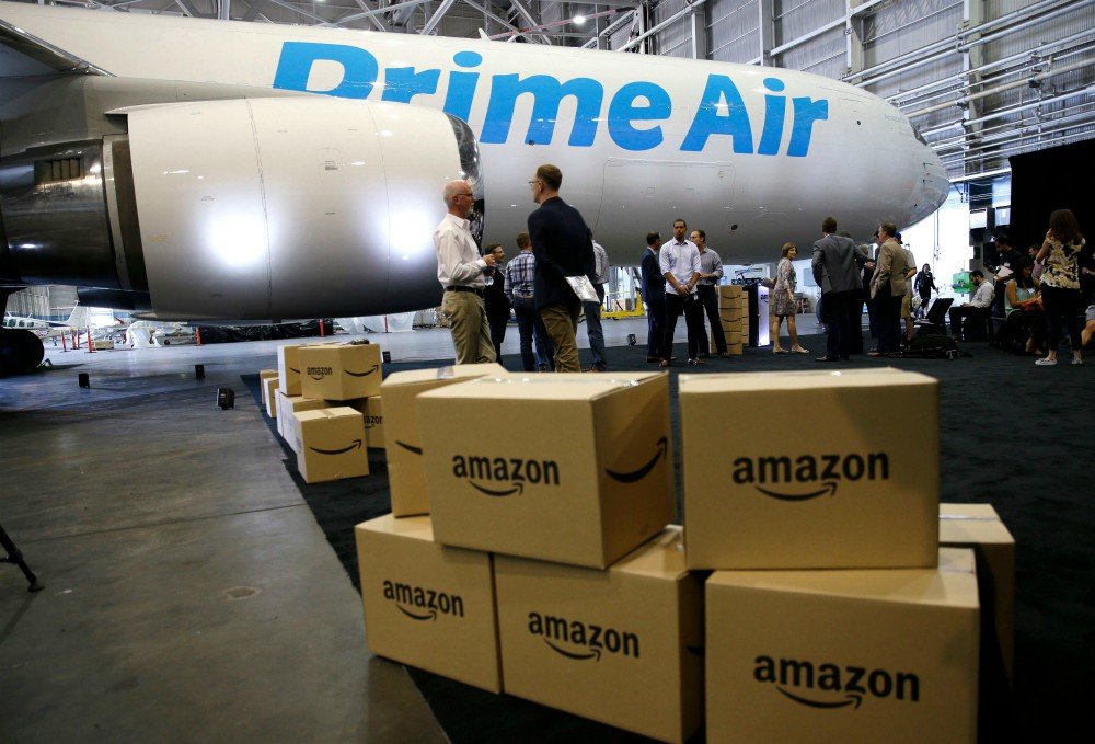 Amazon's competitors mimic its free two-day shipping pledge but no yet delivers quite as reliably.
