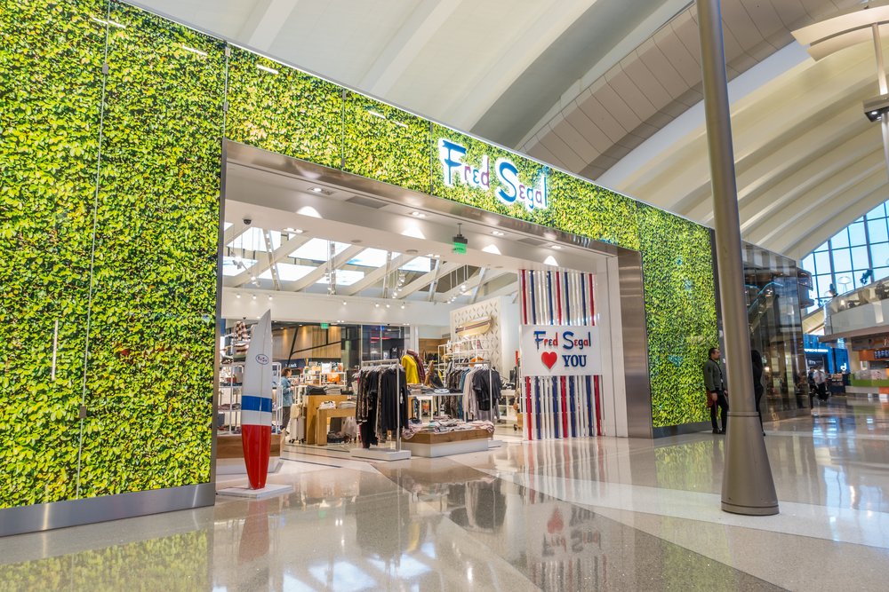 The high-end retailer is launching its new immersive e-comm shopping experience at the 29Rooms pop-up in Los Angeles.