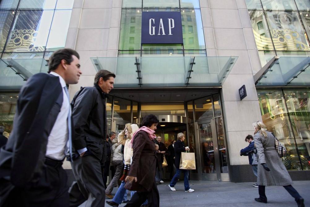gap nyc