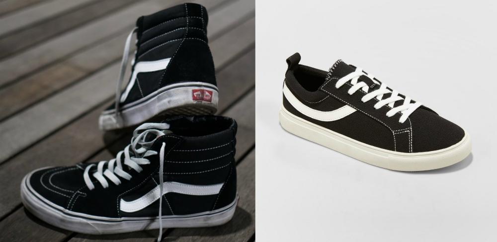 "c65554876e3 Vans Files Patent Infringement Suit Over ""Fakes"" Found at Target ..."
