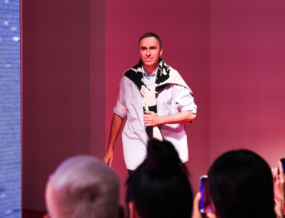Raf Simons Exits Calvin Klein Amid Creative Differences – Sourcing