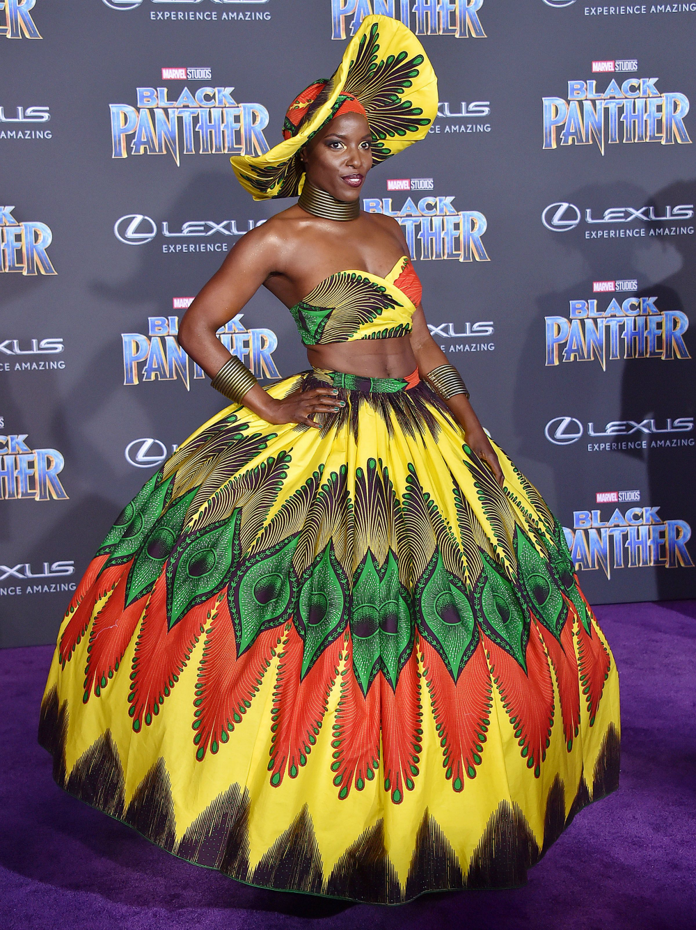 No doubt aided by the phenomenon that was Black Panther, African fashion captured consumer imaginations with its colorful wax prints, striking kente cloth and unmistakable tribal motifs. Pinterest says searches for African-influenced style soared 229 percent. Wakanda Forever, indeed.