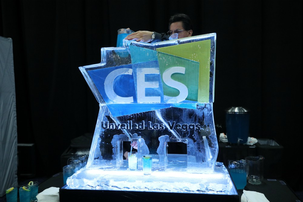 CES artificial intelligence alexa IoT
