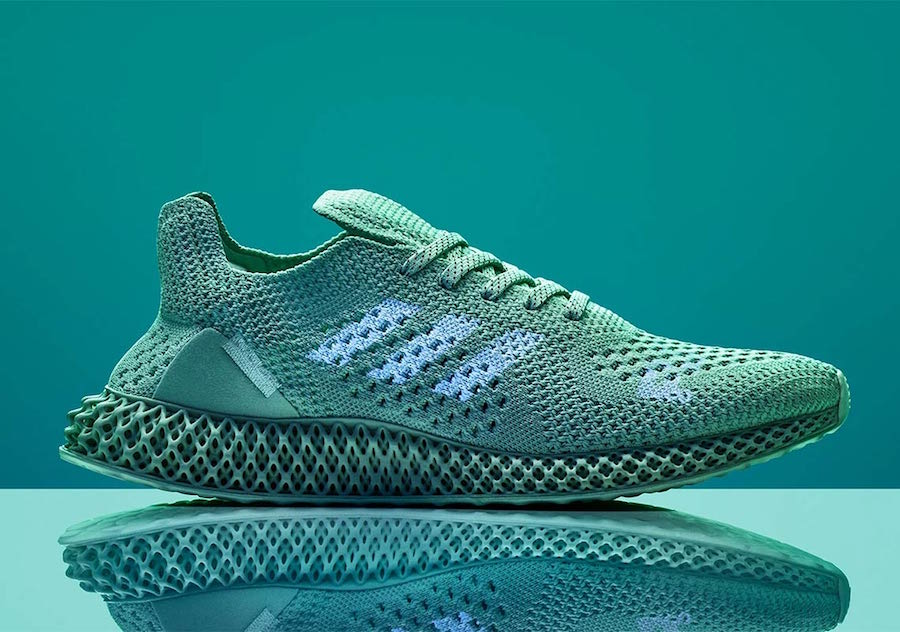 This sneaker is notable for two reasons: 1. It's the most exclusive of Adidas' Futurecraft 4D sneakers, a silhouette it says was built using data from 17 years of running and 2. It was the result of a collaboration between Adidas and artist Daniel Arsham, a New York-based artist.