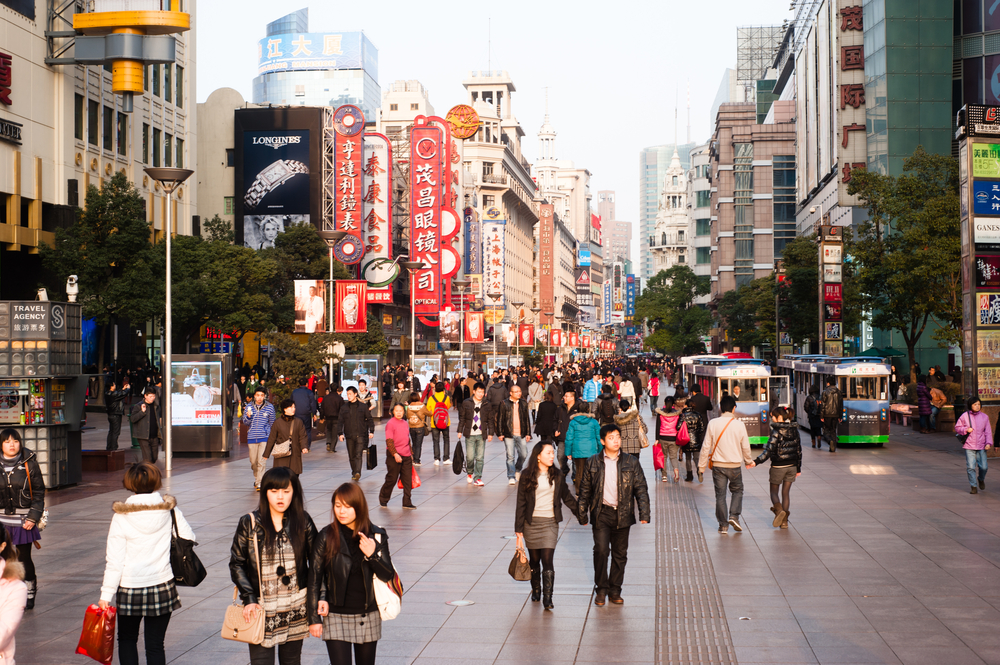 china biggest retail market emarketer suning retail ces