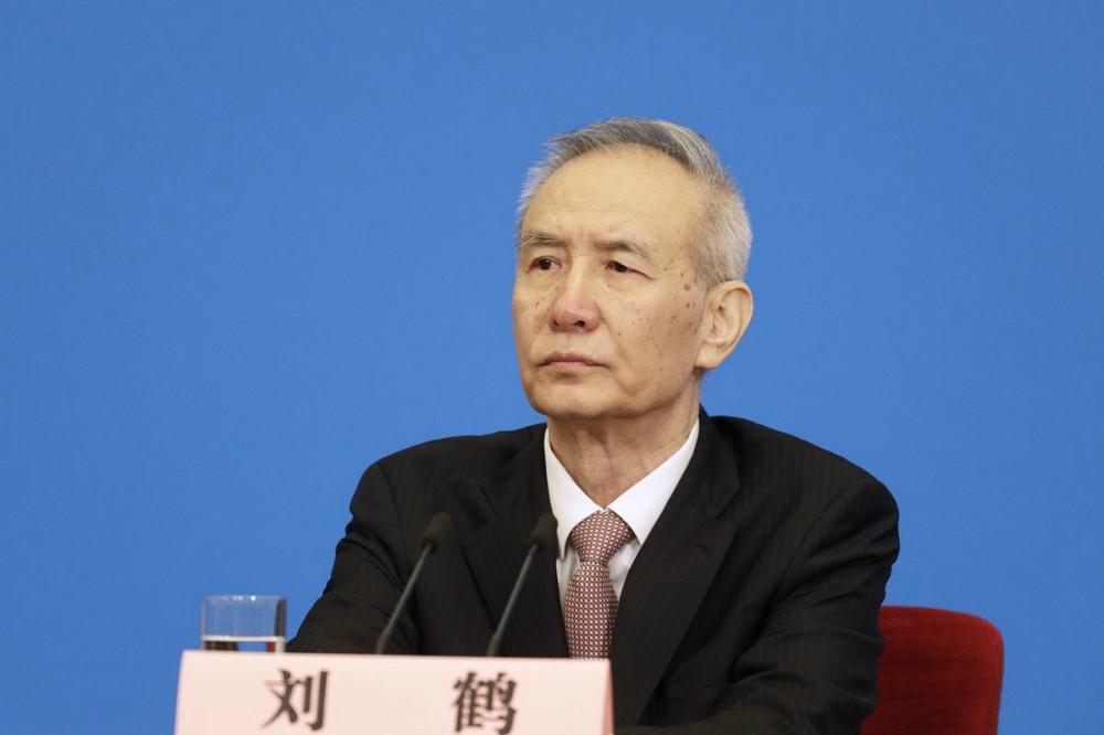 china liu trade talks u.s.
