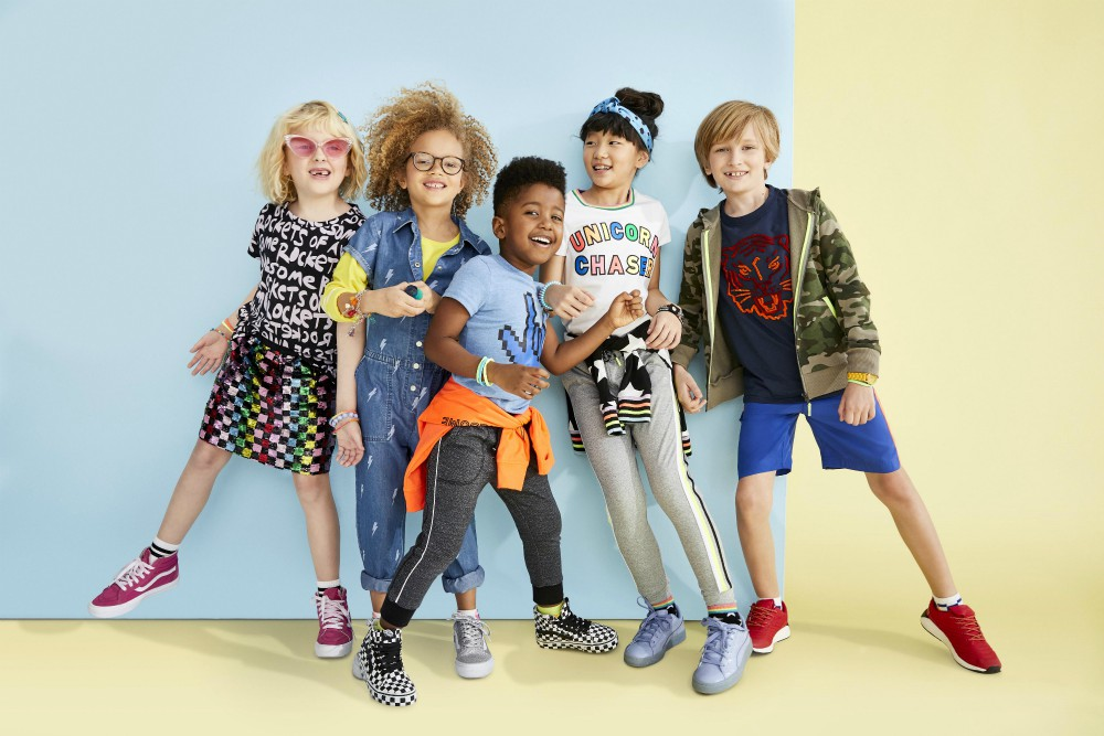The kids' fashion subscription brand will leverage new investor Foot Locker's strategic expertise in operating brick-and-mortar stores.