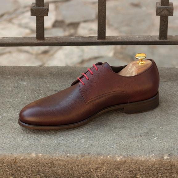 Image of bespoke men's footwear from Alton Lane