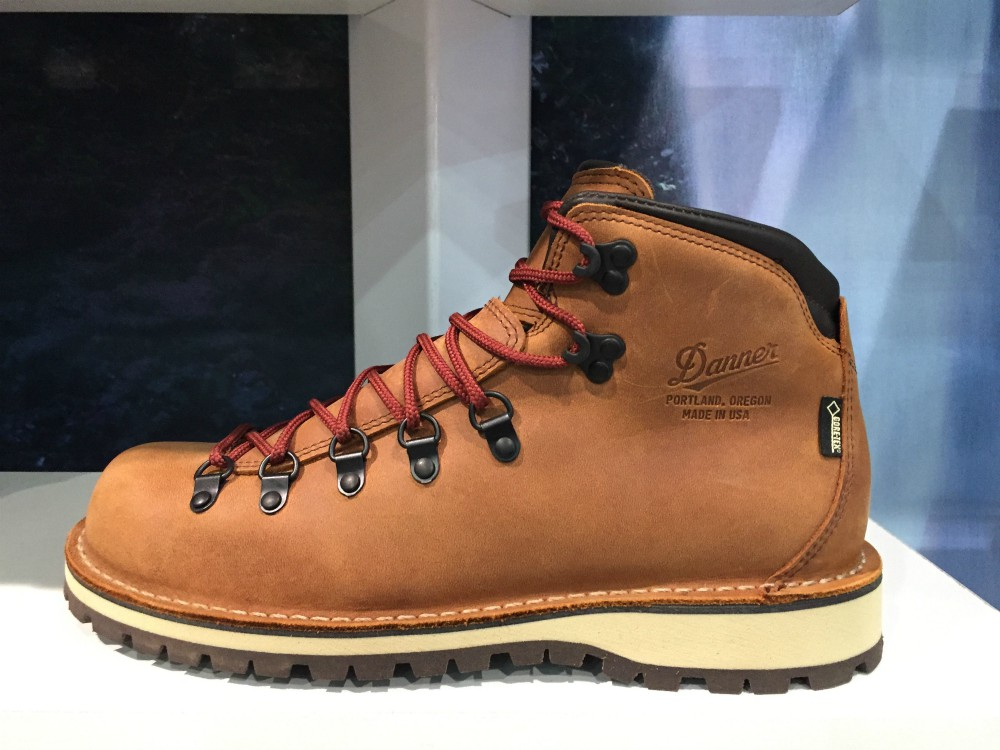 "When it comes to boots, guys are looking for styles that ""look great in the city and perform well on the trail,"" said Kort Sonnentag, senior account manager for Danner at FN Platform last week. The Oregon-based company is just one brand working to uphold its rugged reputation while appealing to a broader audience."