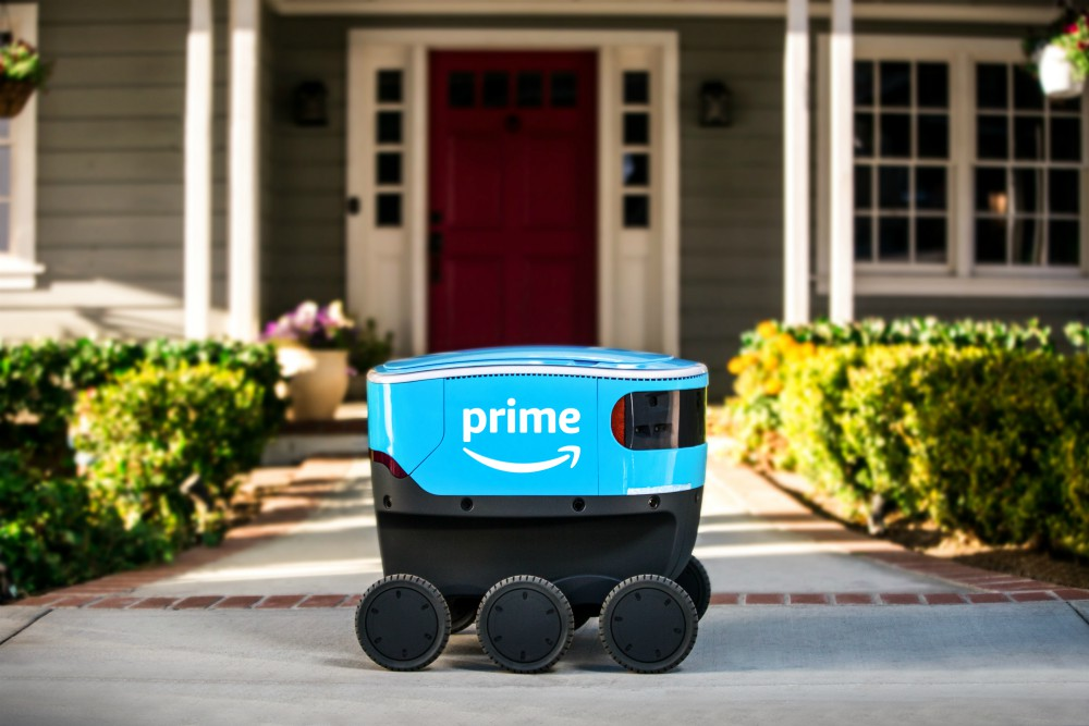 Customer demand for cost-effective convenience is driving strong growth in the delivery robot sector.