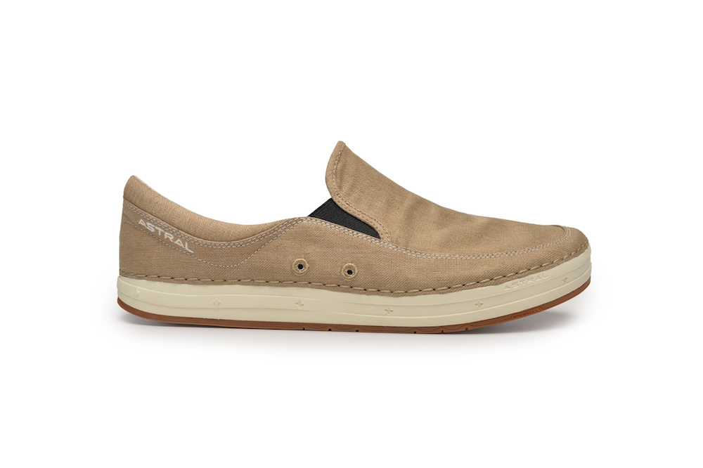 "The Baker is described as an ""easy-wearing, everyday slip-on."""