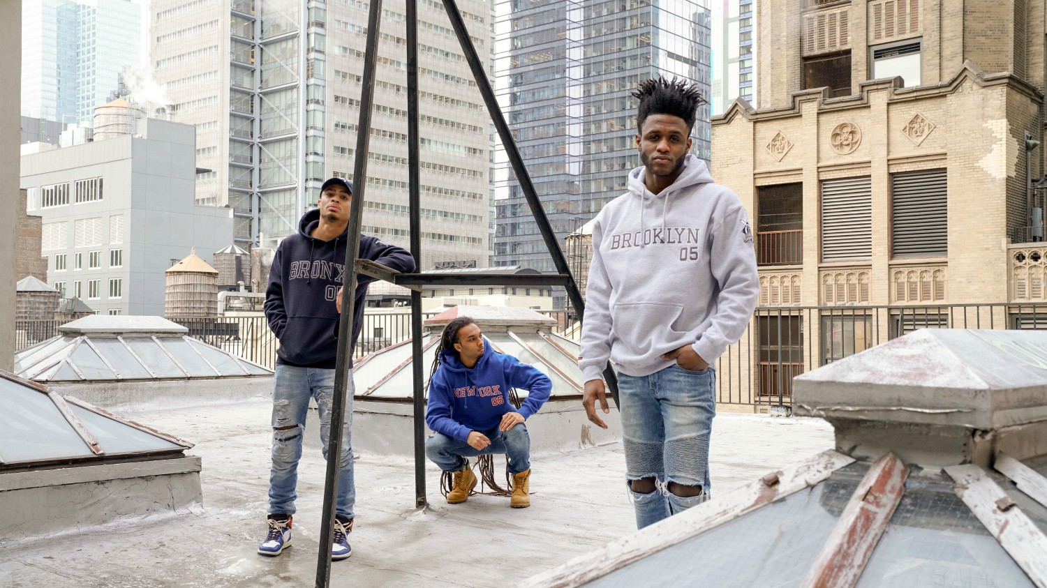 """We can't wait for original fans of the [FUBU] brand to line up as well as the next generation of shoppers to discover it in our store,"" said Century 21 CMO Michael Wolkoff."