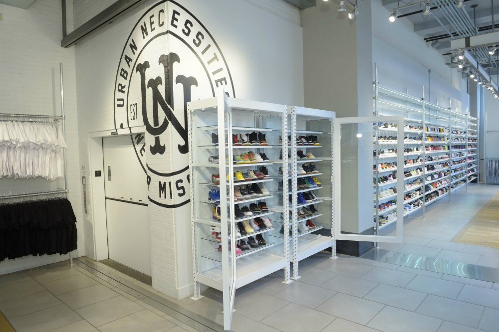 9c5be0122d608 American Eagle Embraces Sneaker Resale With New Soho Retail Concept ...