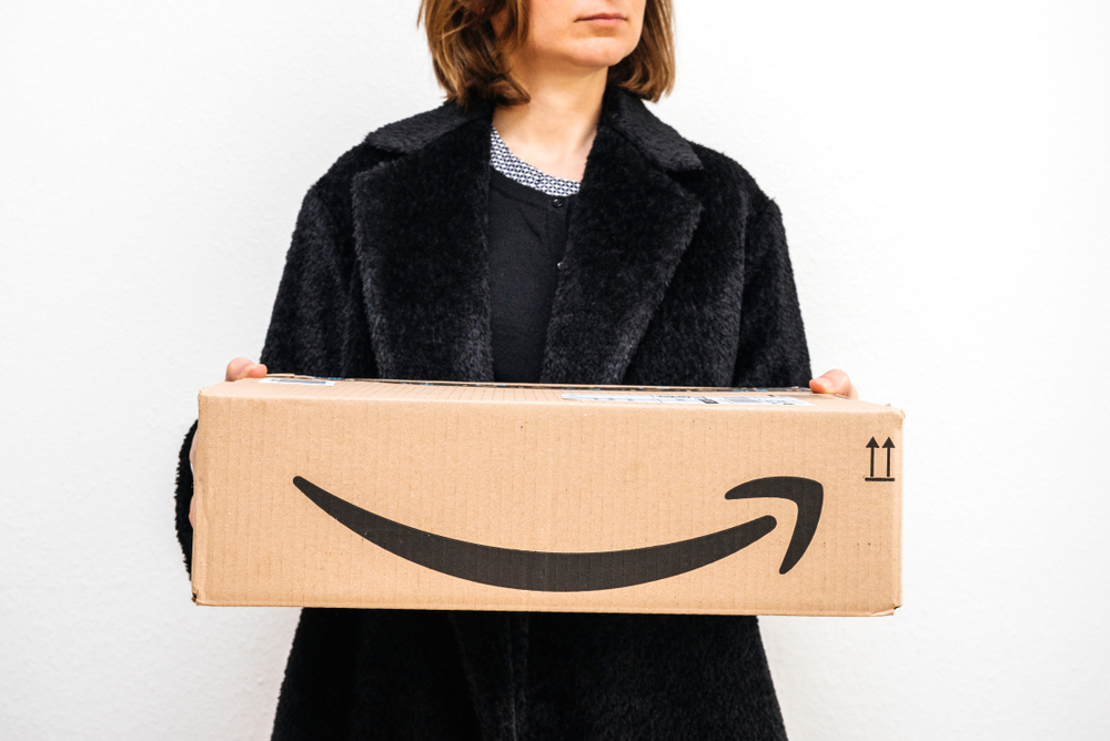 "More people are shopping the ""everything store"" for their apparel needs and Amazon can thank its money-printing Prime program for that."