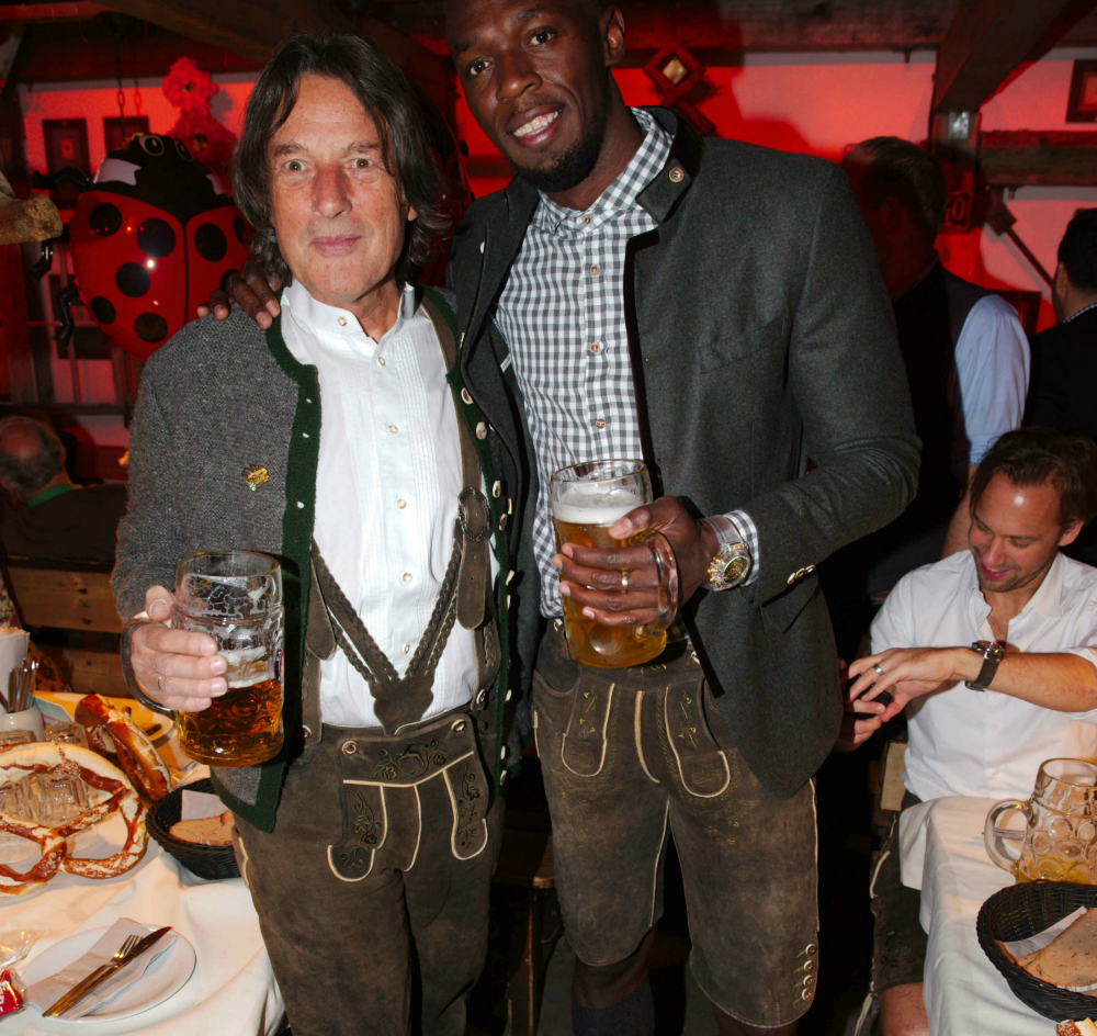 LEDERHOSEN german fashion haute couture