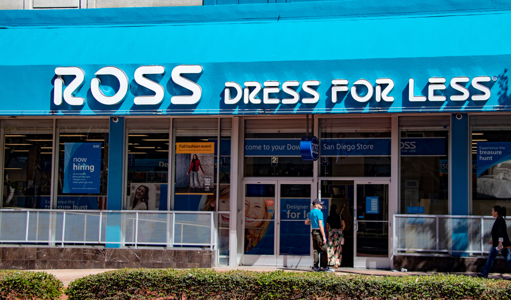 6abcb7c25d5 Ross Stores plans to open 100 new Ross Dress for Less stores in 2019.