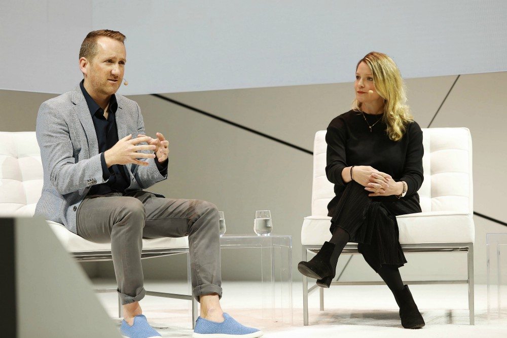 fashion tech forum for days allbirds sustainability fashion