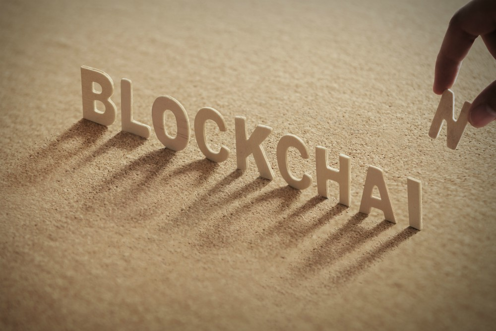 gartner blockchain supply chain technology trends