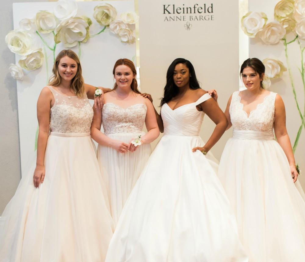 plus size bridal kleinfeld