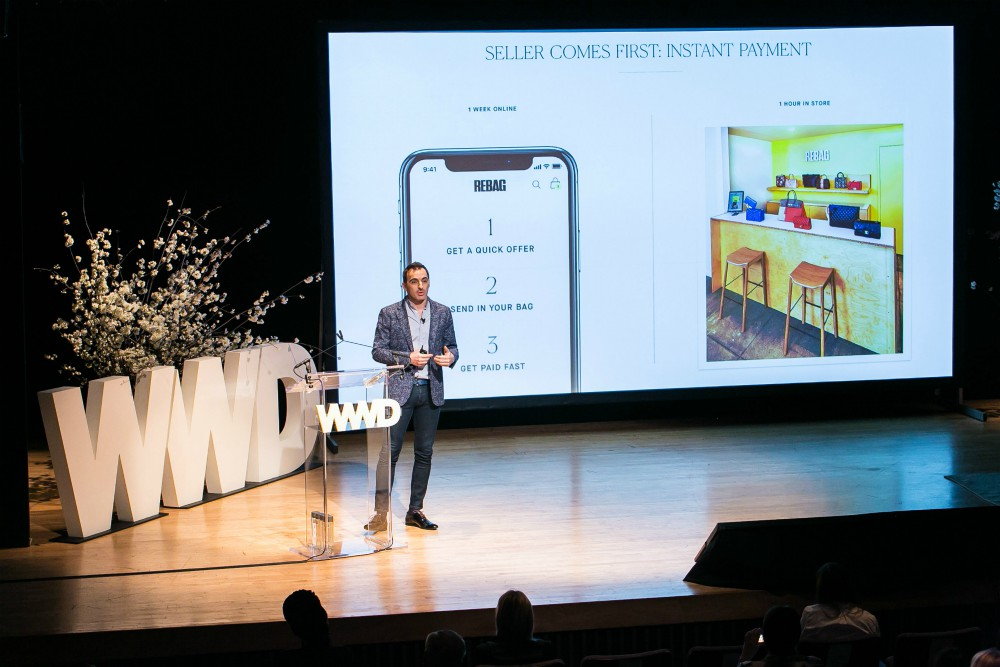 At WWD Retail 2030, CEOs from ThredUp and Rebag revealed why resale is not just a passing fad but fashion's new reality.