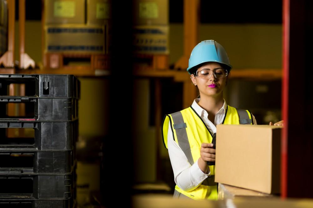 rfid shipment verification apparel avery dennison impinj