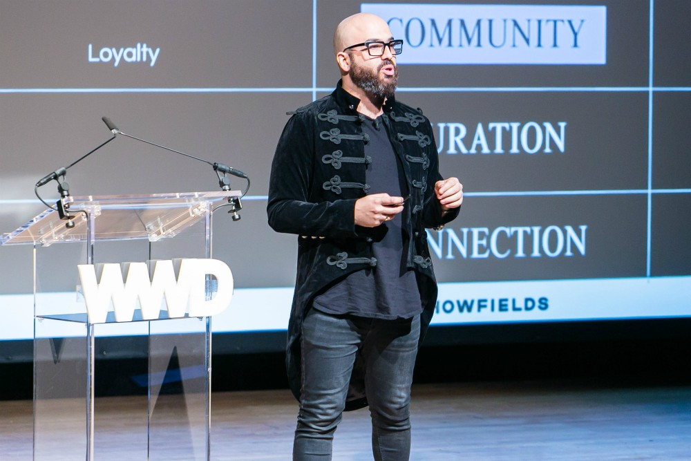 Showfields CEO Tal Zvi Nathanel says winning retail concepts that energize today's consumers and serve new brands boil down to the five C's.