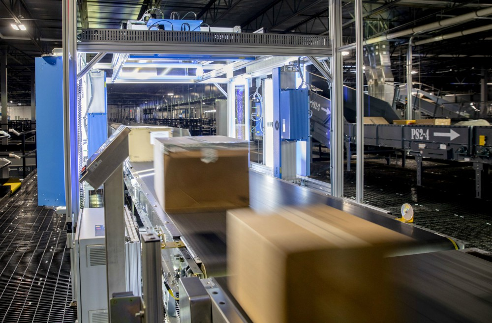 ups technology investment wall street