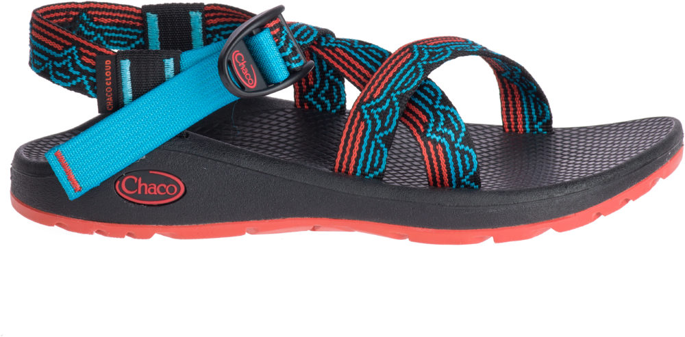 """""""In terms of color, I've noticed an unapologetic approach to this trend,"""" said Chaco's Hill, adding that vibrant hues infuse chunky silhouettes with an air of casual cool."""