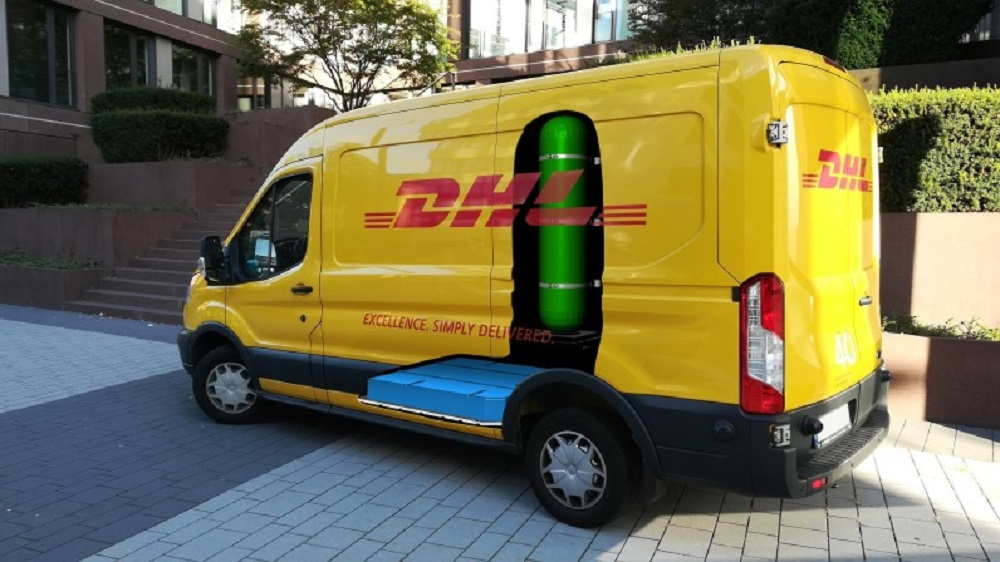 DHL electric