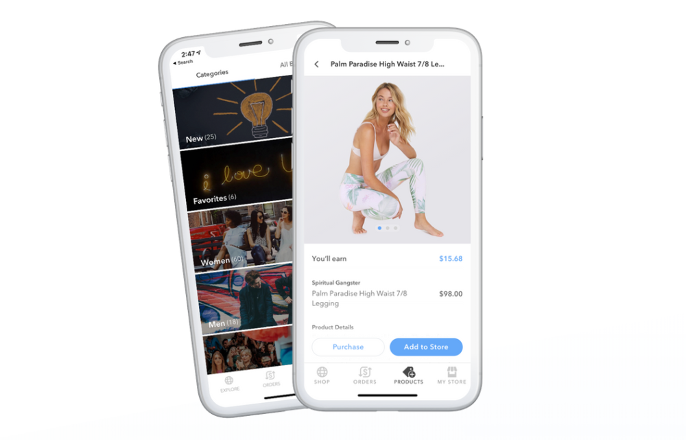 Storr app allows anyone to sell through its mobile platform