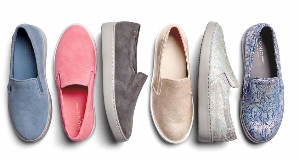 Vionic Introduces Slip-Resistant Shoes