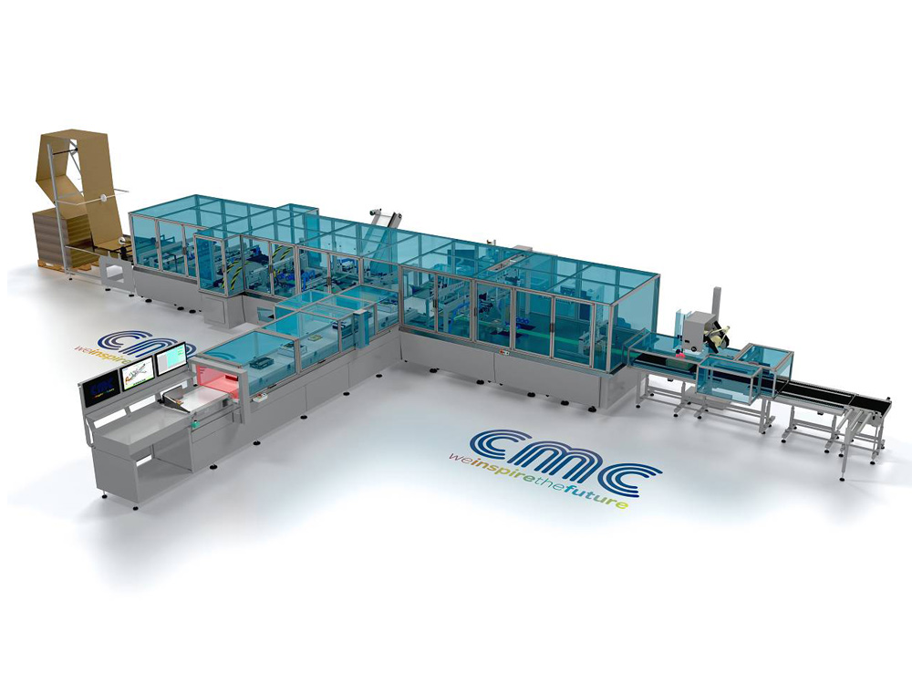 cartonwrap amazon warehouse order packaging automation