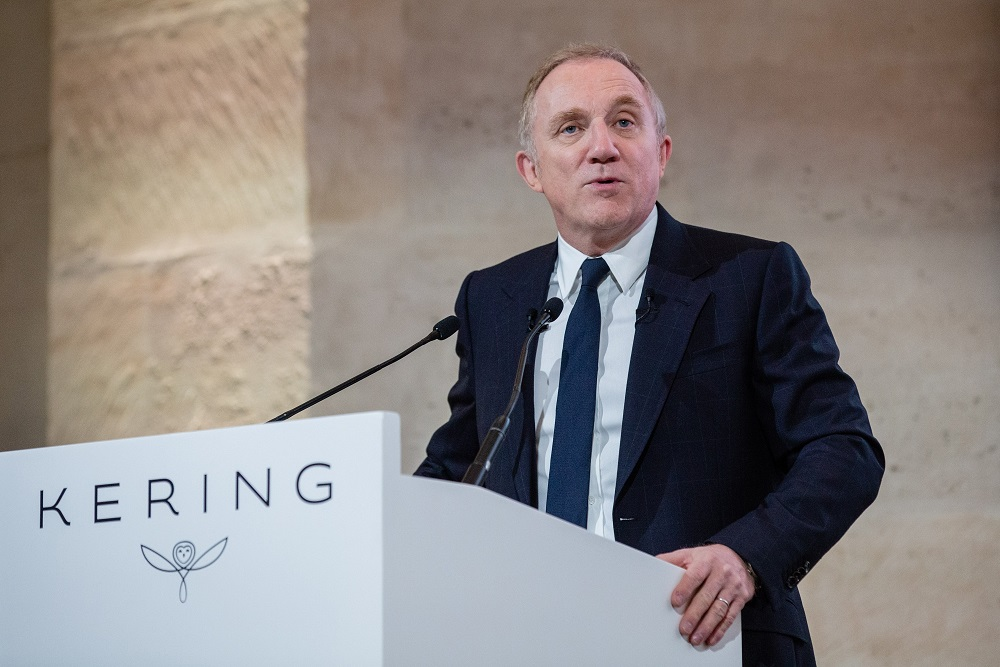 france sustainability kering luxury destroying unsold goods