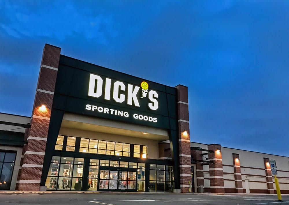 dick's sporting goods first quarter 2019 earnings tariffs trade war