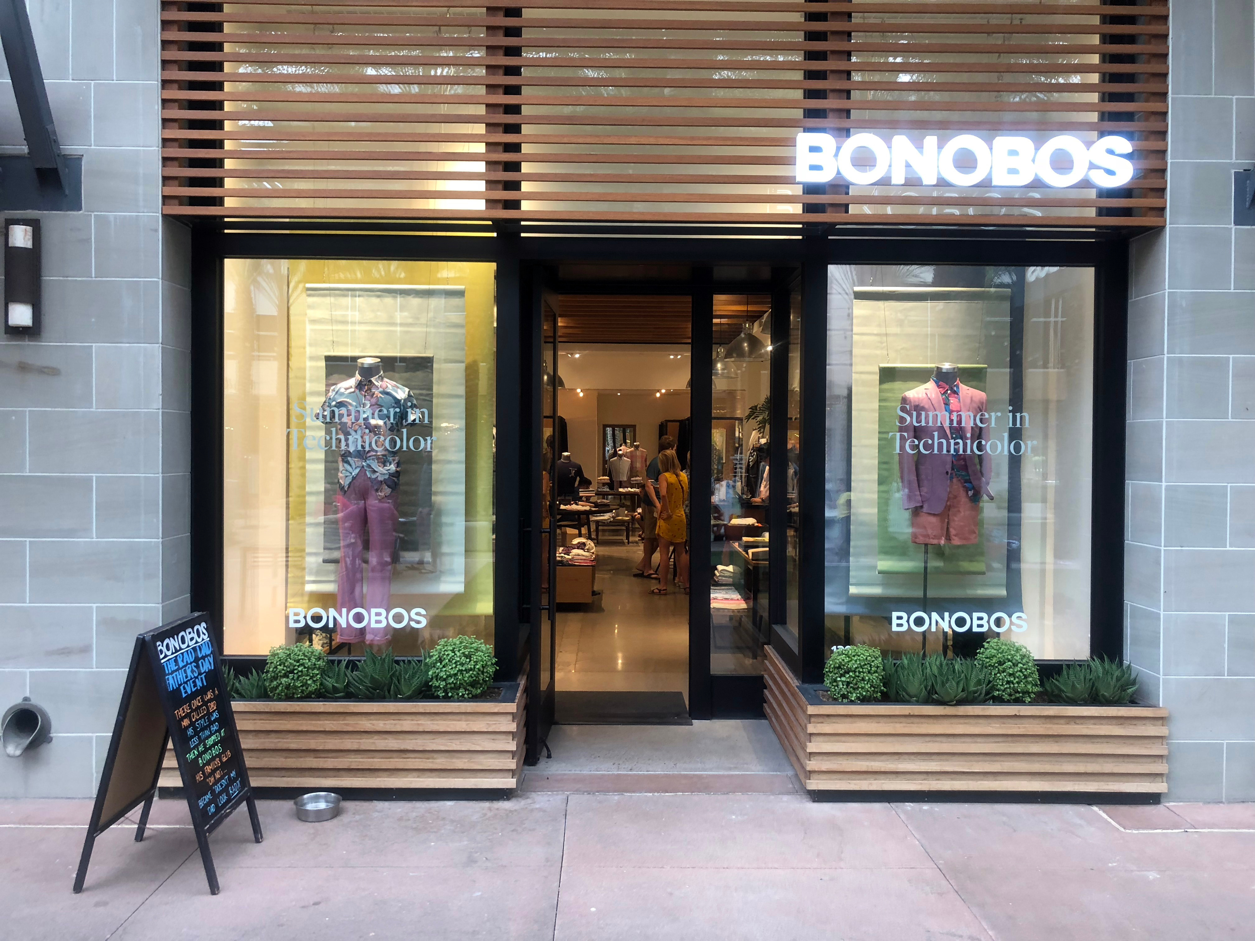Bonobos expands business model with new try-before-you-buy program