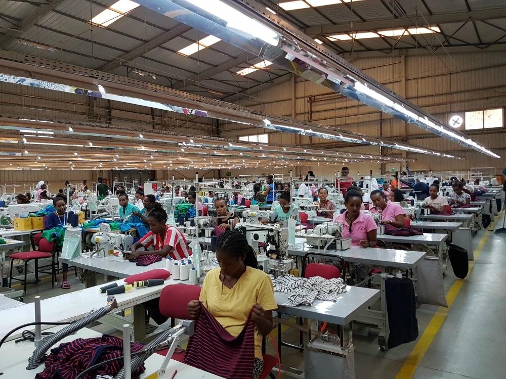 Ethiopian Garment Workers