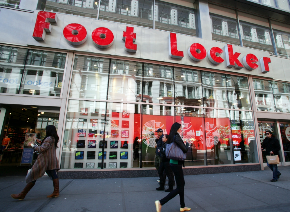 Footlocker q1 financial