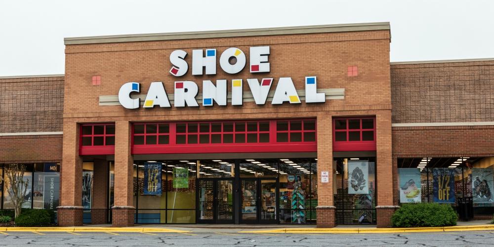 shoe carnival q1 financial