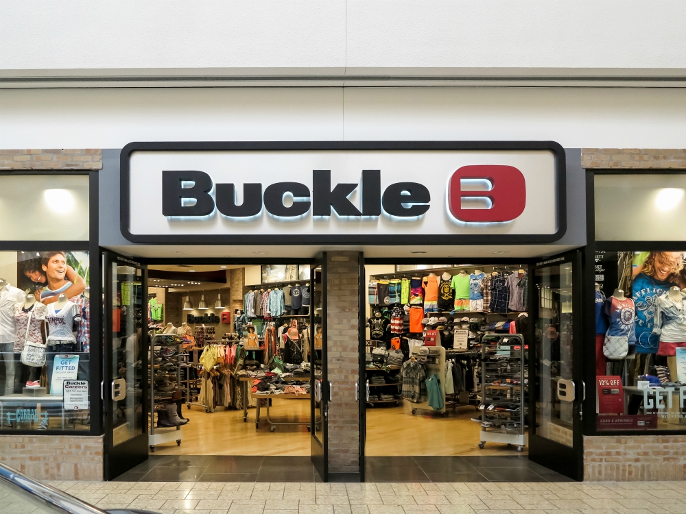 Buckle Q1 Fy19 denim prices margins