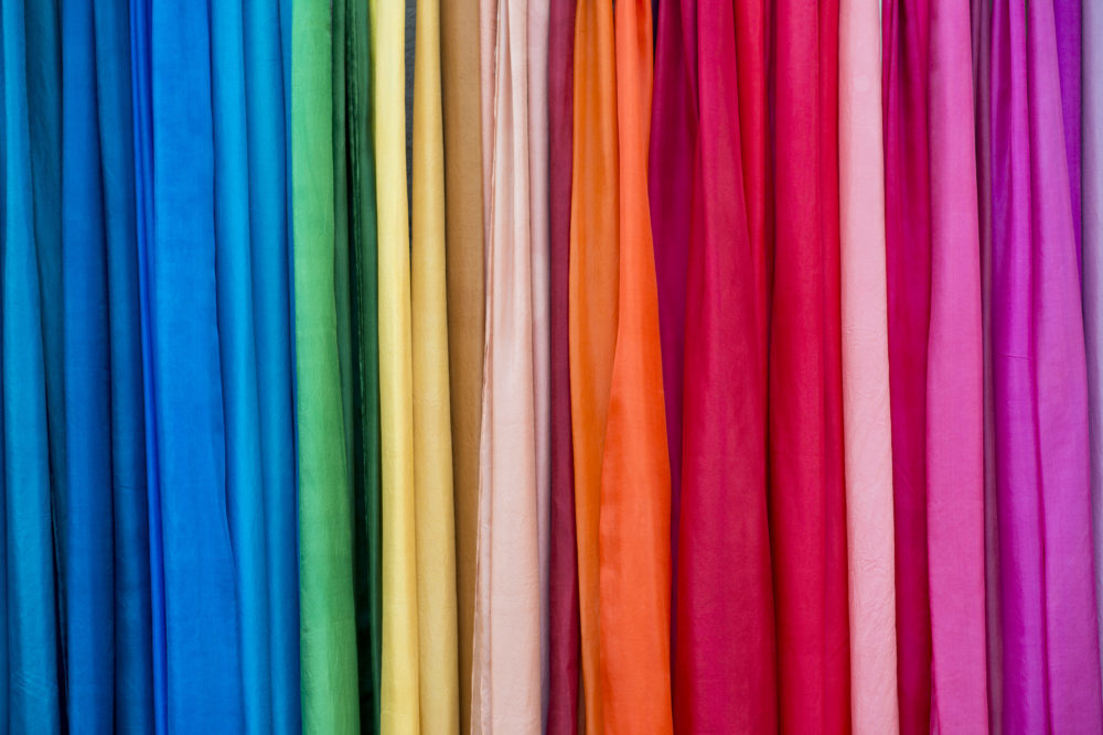Textile color matching software