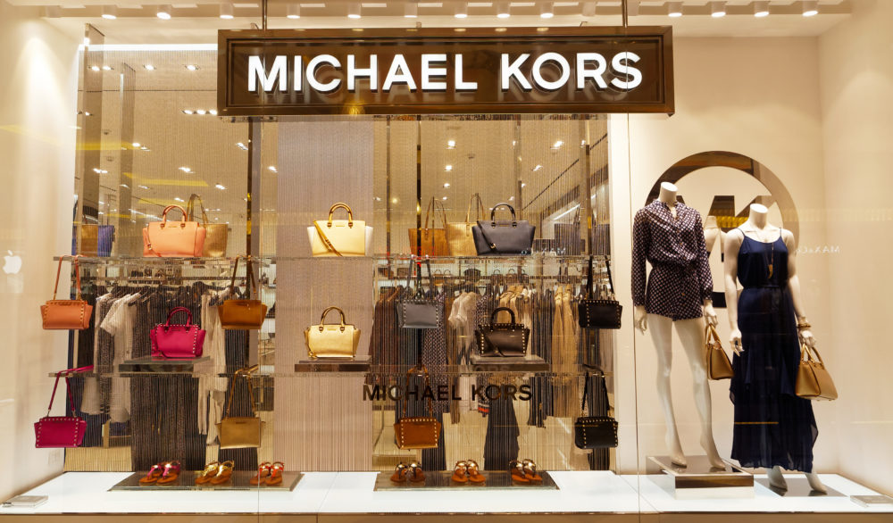 capri holdings earnings michael kors store closures versace jimmy choo