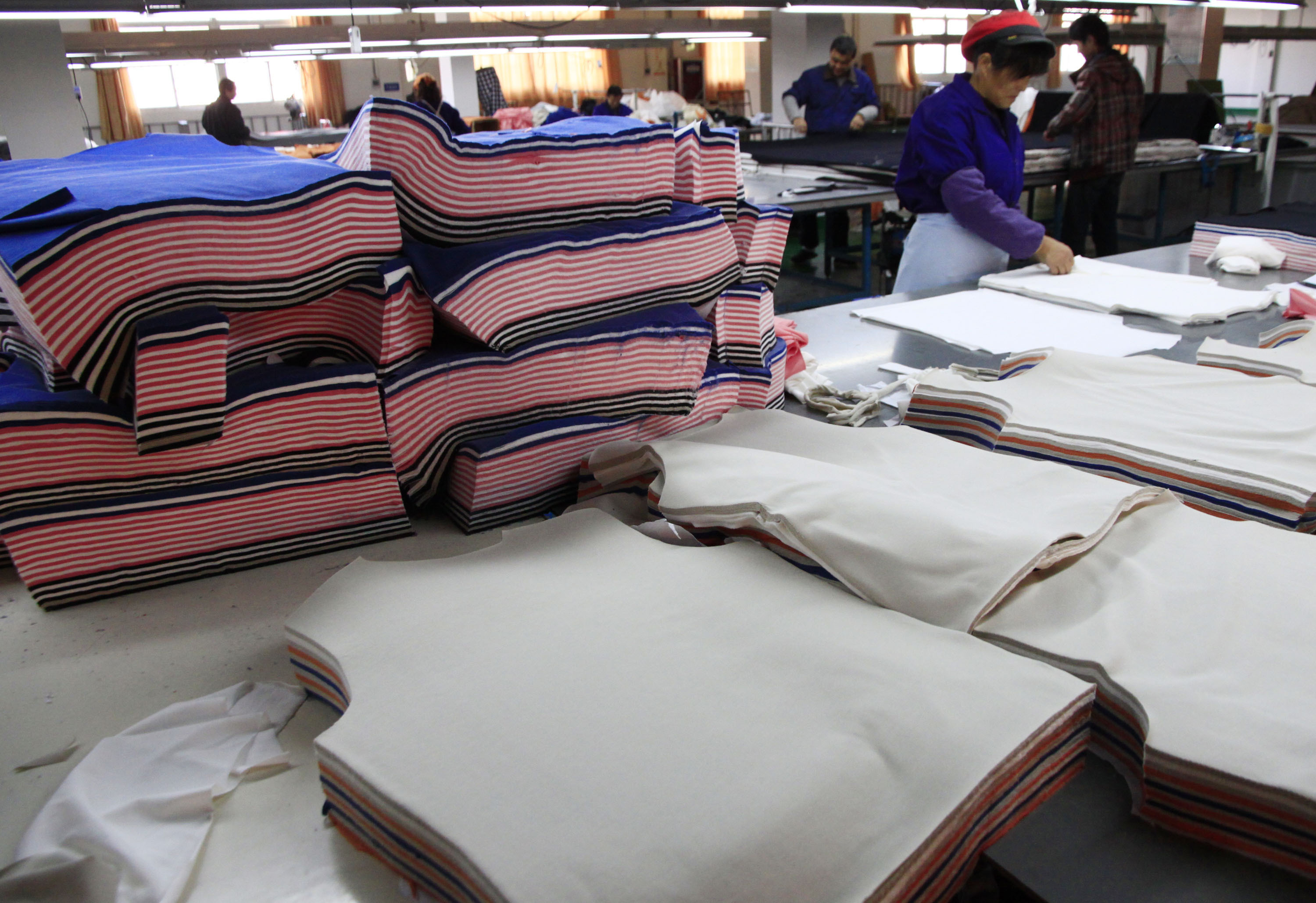 apparel production